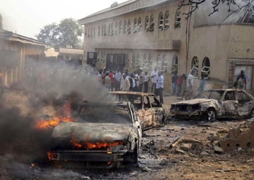 Al menos 10 muertos en un ataque al norte de Nigeria