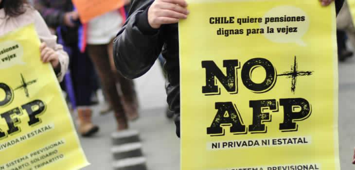 Diputada Gael Yeomans: Reforma de pensiones de Piñera entrega más dinero a las AFP
