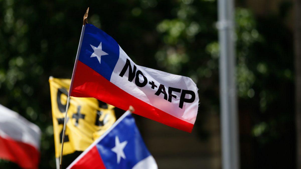 Coordinadora NO+AFP llama a rechazar idea de legislar proyecto de pensiones de Piñera