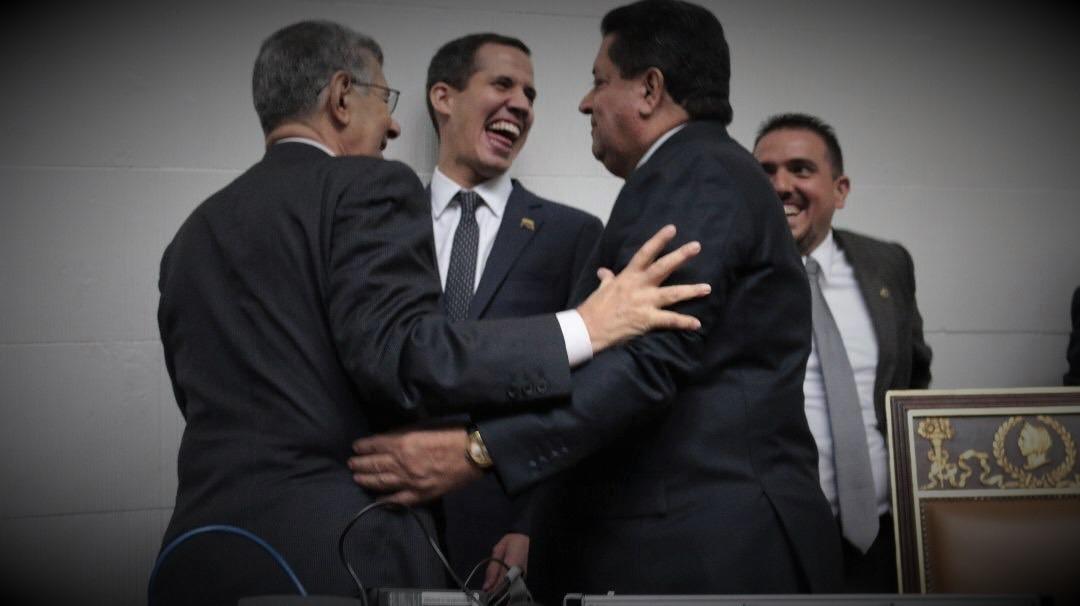 """""""Es vergonzoso que Guaidó esté rogando la intervención militar de los gringos"""""""