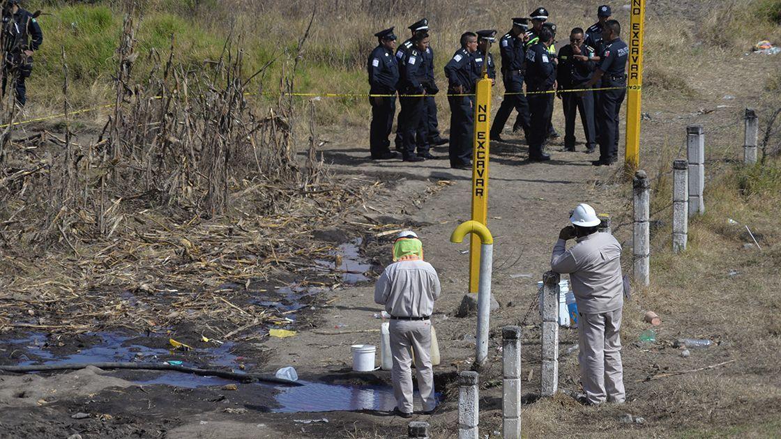 México reduce en 95 % el contrabando de gasolina en sólo cuatro meses