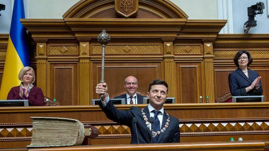 Presidente de Ucrania anunció disolución del Parlamento sin fecha de elecciones