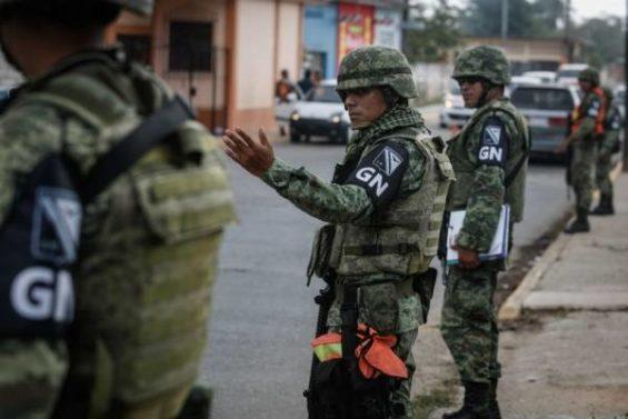 México se compromete con EE. UU. a desplegar guardias en la frontera sur