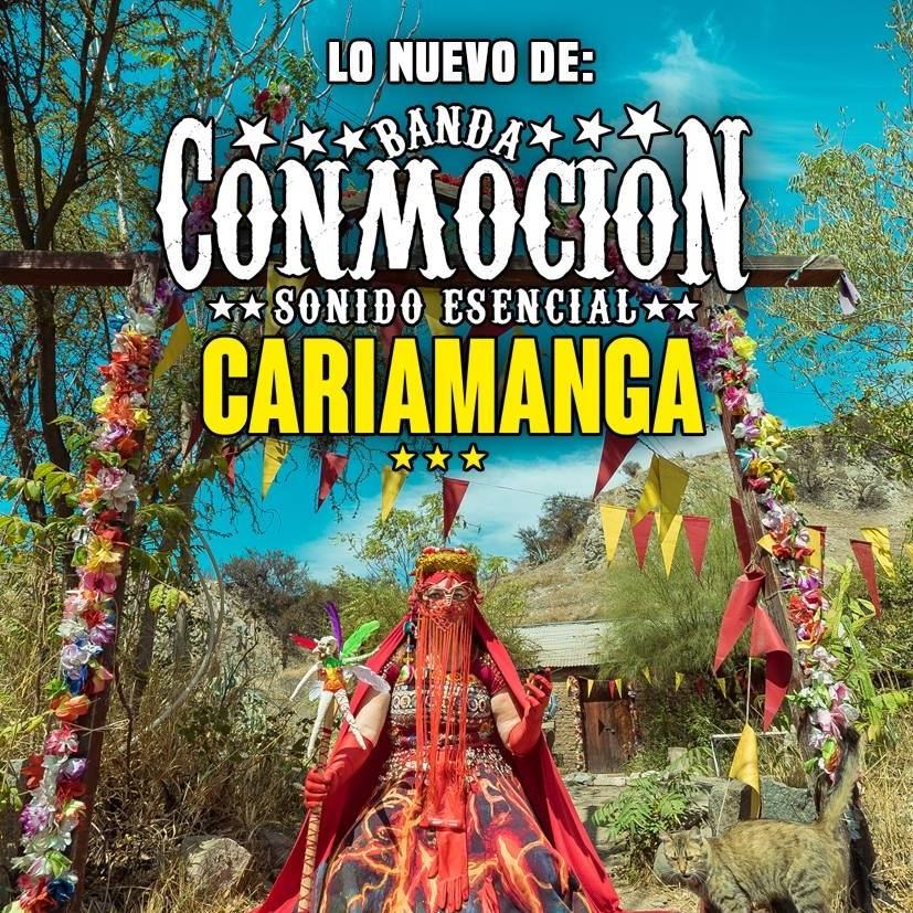 Cariamanga, el homenaje de Banda Conmoción a Max Berrú