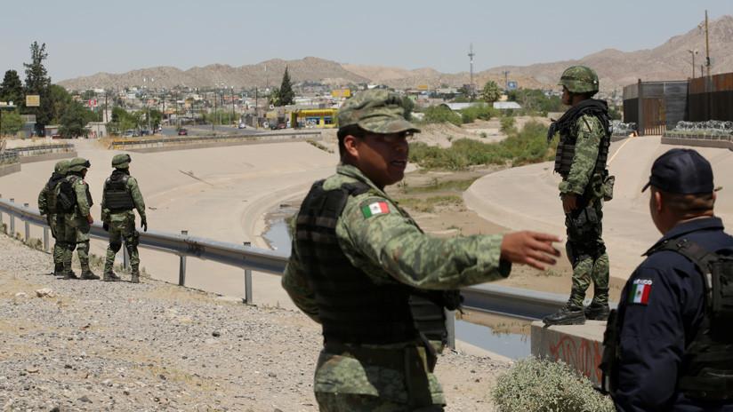 Desplegados 15.000 militares en la frontera de México con EE.UU. para frenar migración