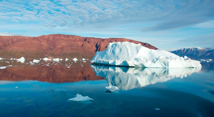 Descubrimiento: Roca oculta en la Antártida protegería al mundo de una gran inundación