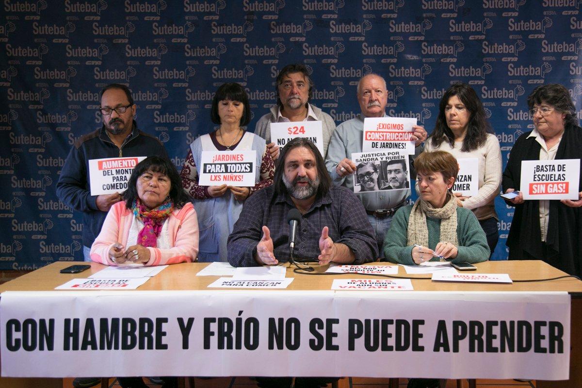 ¿La campaña de Macri? 300 mil estudiantes pasarán el invierno sin calefacción en Argentina