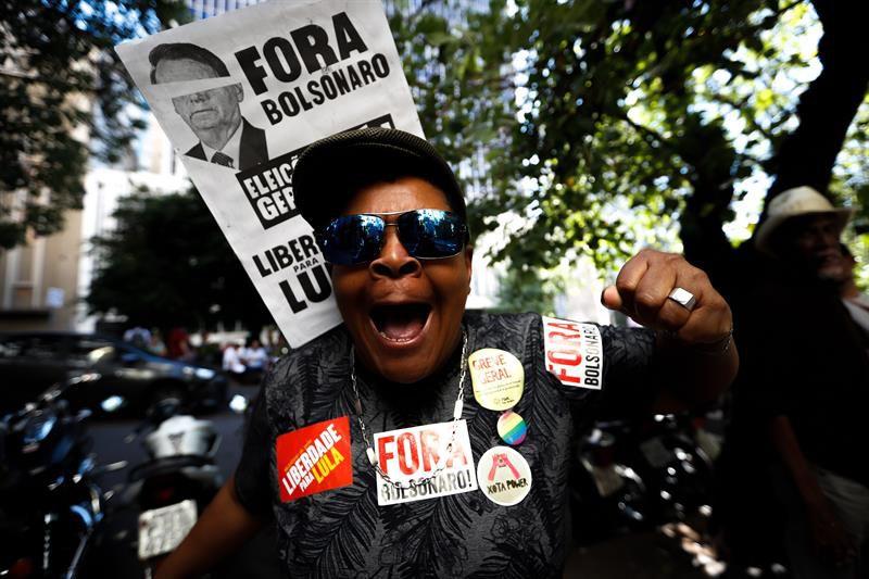 Ni la Copa América salva a Bolsonaro de los escándalos de su Gobierno