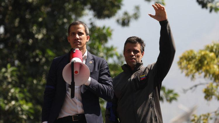 Leopoldo y Guaidó