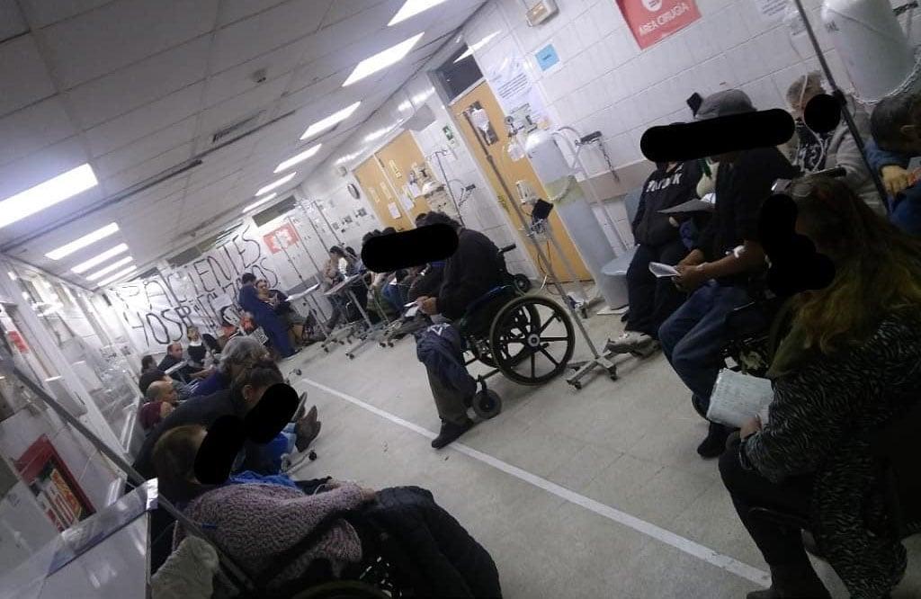 «No seremos cómplices silenciosos»: Trabajadores de Hospital San José denuncian «indignas» condiciones para hospitalizar pacientes
