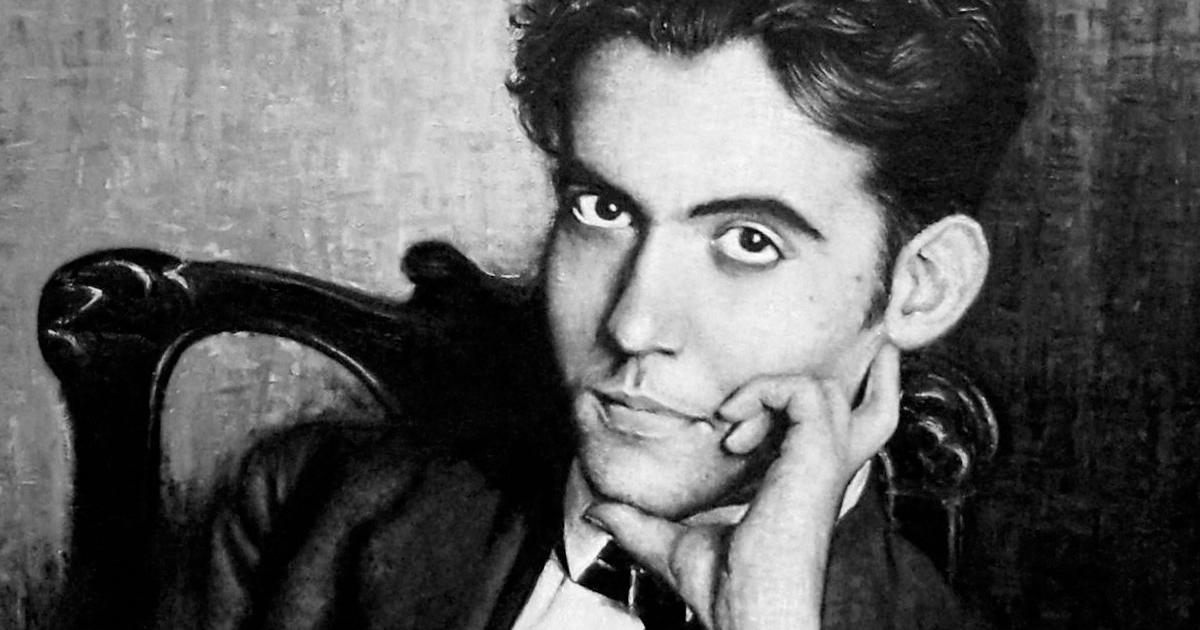 A 121 años del natalicio de García Lorca: Un portal web muestra su vida y obra