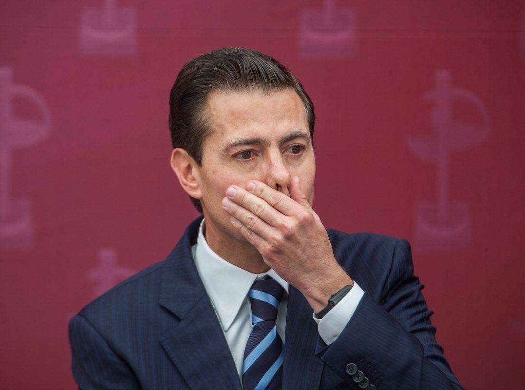 Exdirector de Pemex pide que expresidente Peña Nieto declare en caso de corrupción