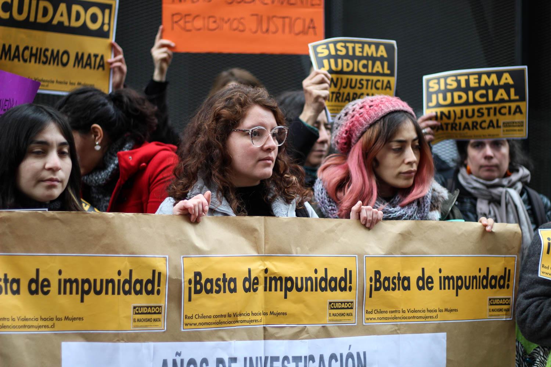 """Red Chilena por caso Maciel y crímenes contra mujeres: """"Fiscal Nacional y ministro del Interior deben dar una explicación"""""""