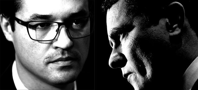 The Intercept (V): Lea las conversaciones entre Sergio Moro y Deltan Dallagnol en las que se basan los reportajes de Lava Jato
