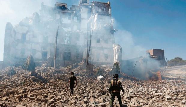 """¡Comprobado! EE. UU. proporciona a Arabia Saudí el """"fósforo blanco"""" usado para asesinar civiles en Yemen"""