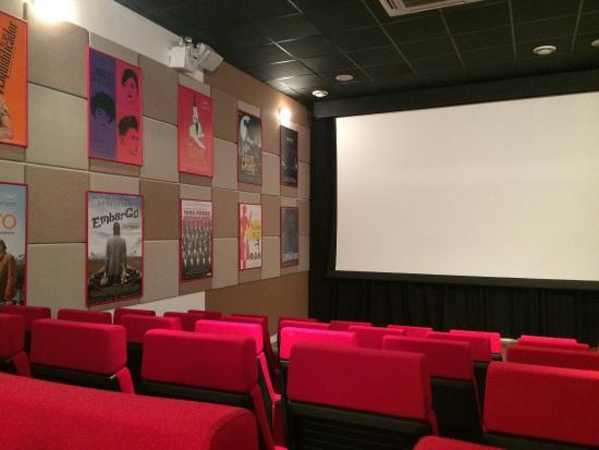 Sala de Cine opera en el sur de Brasil con energía 100% solar