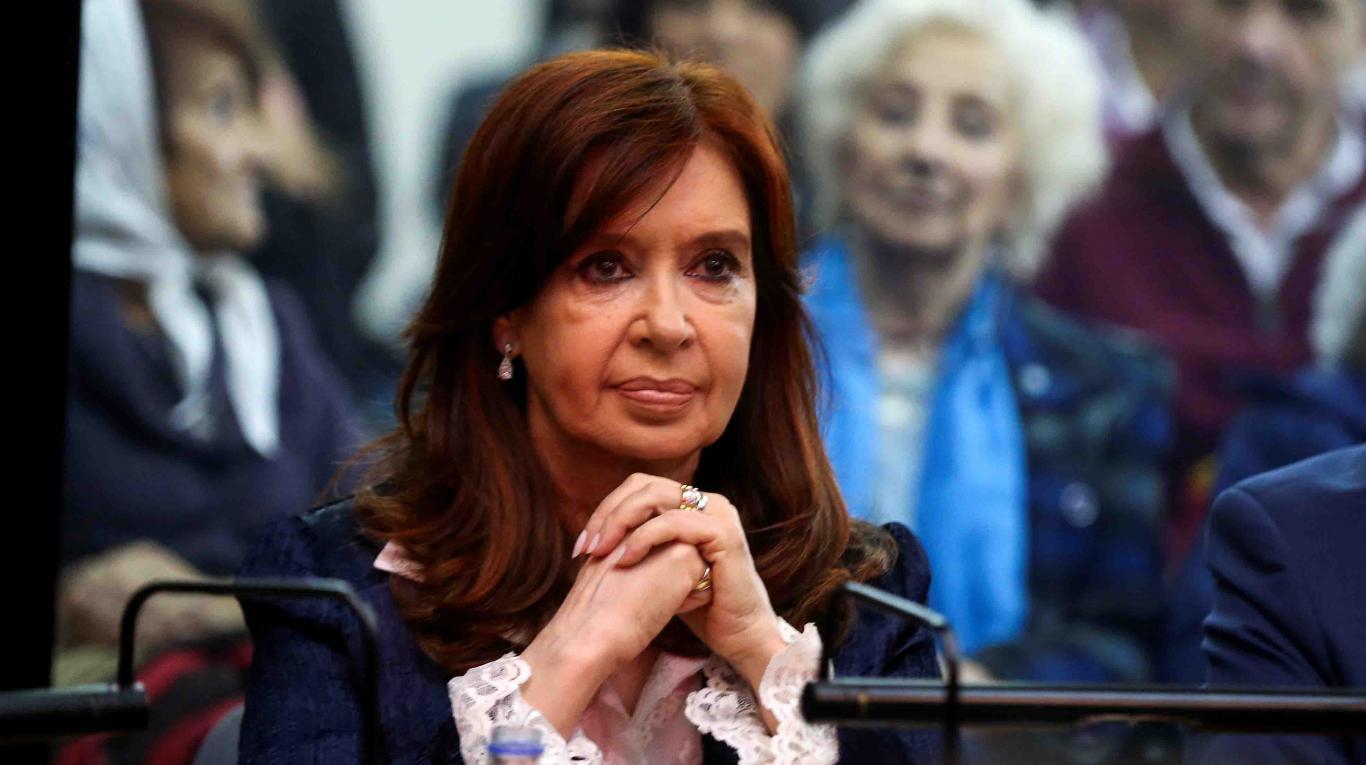 Cristina Kirchner denuncia que la «campaña judicial» en su contra ya comenzó