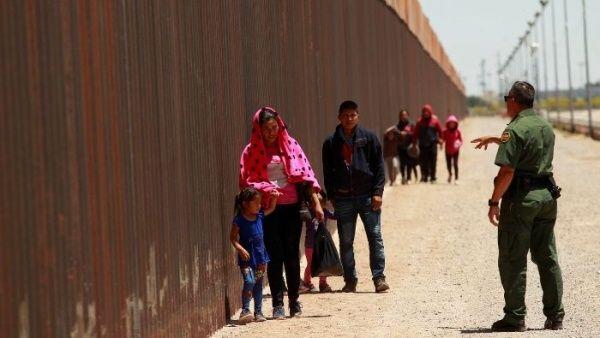 Trump enviará agentes de seguridad a la frontera entre Guatemala y México