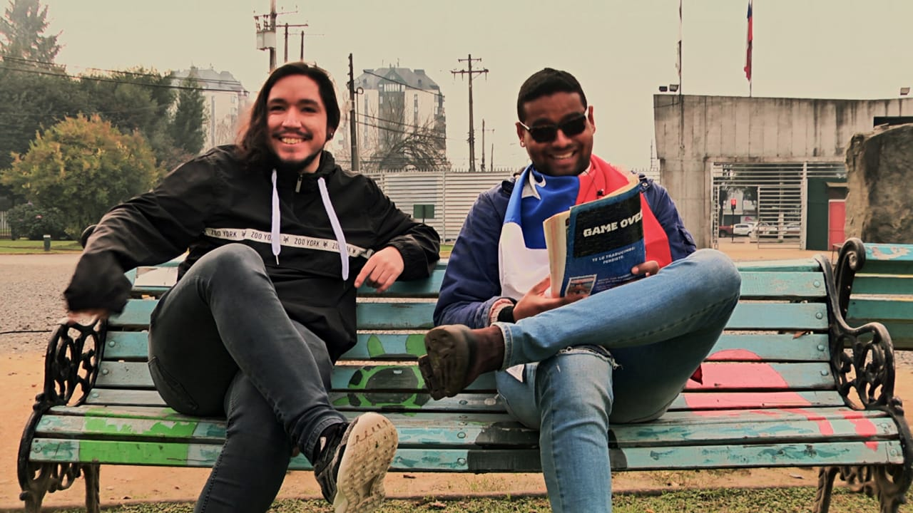 Esto es «Te Conozco», el primer programa regional chileno que mezcla humor con suspenso