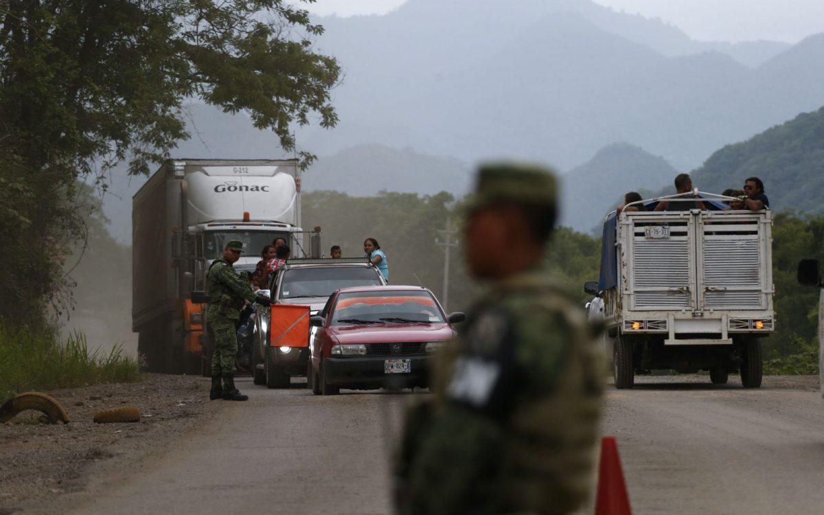 México presenta a Guatemala sus medidas contra «tráfico de personas» en frontera común
