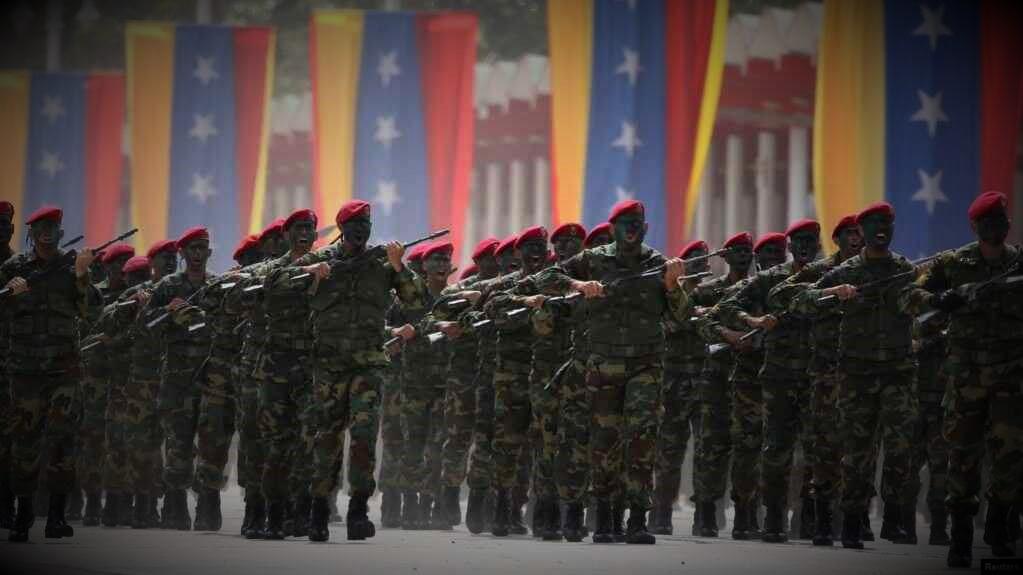 soldados venezuela