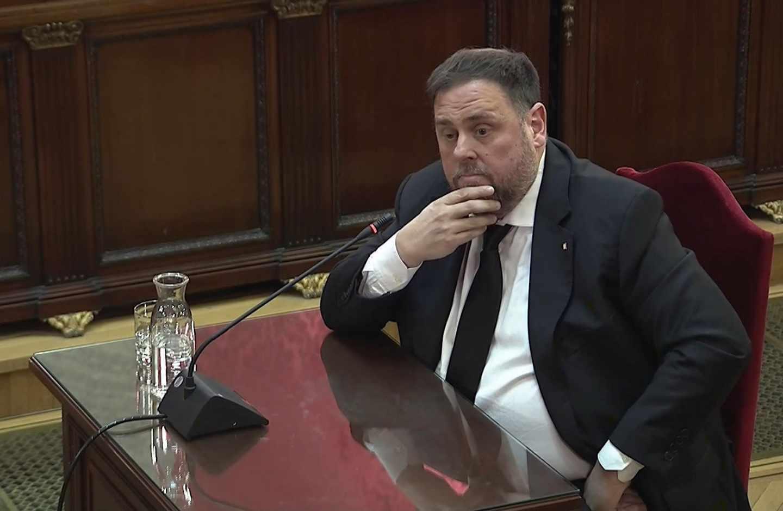 El ex vicepresidente catalán saldrá de la cárcel entre semana para trabajar