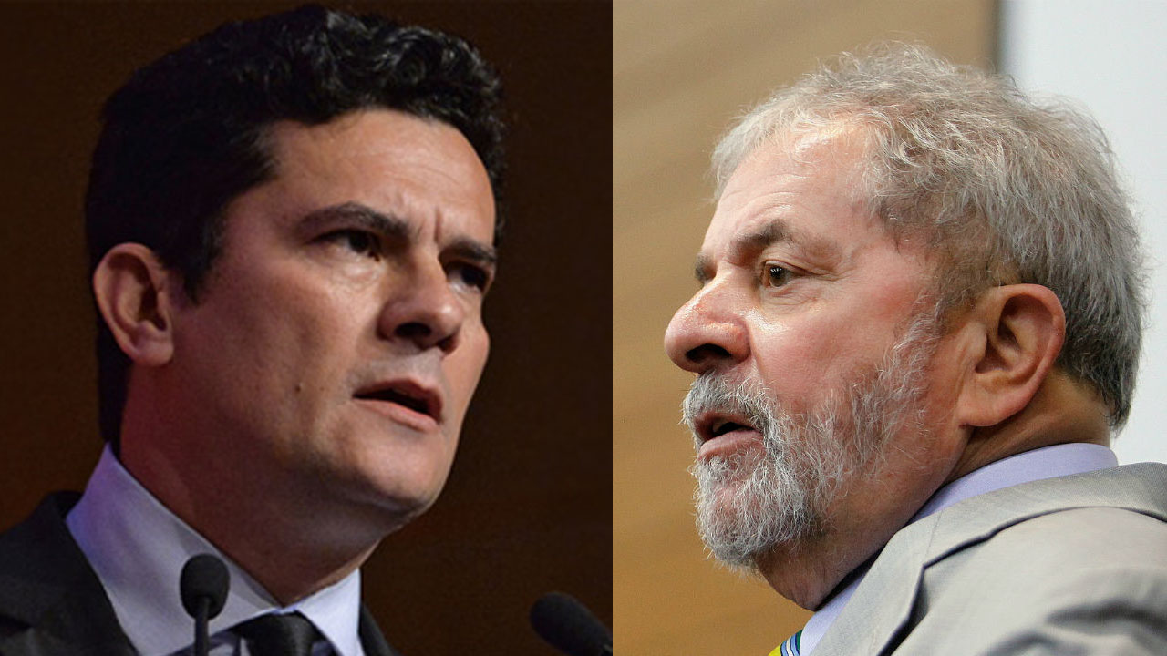 Escándalo en Brasil: Revelan la trama que Sergio Moro preparó con los fiscales para encarcelar a Lula