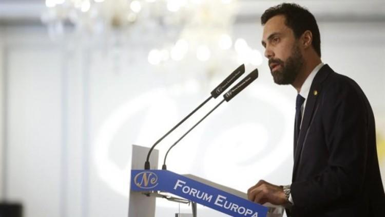 El presidente del parlamento catalán demanda al exdirector del CNI por espionaje