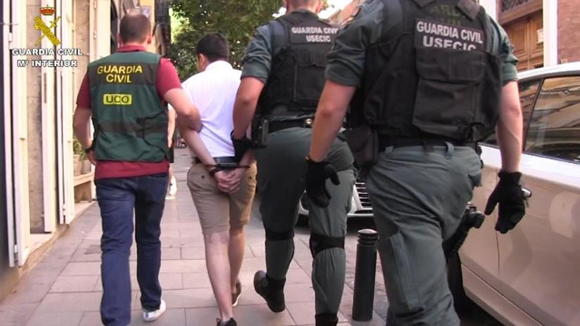 Capturado el ciberestafador más buscado en España