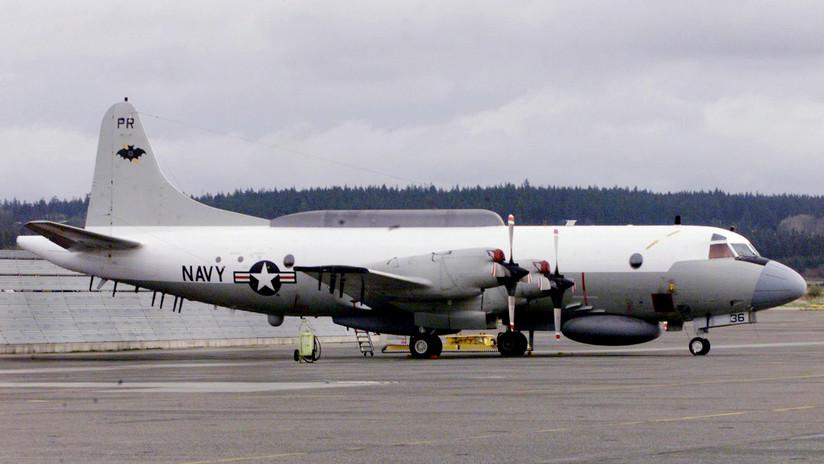 Venezuela denuncia otra incursión de un avión espía estadounidense