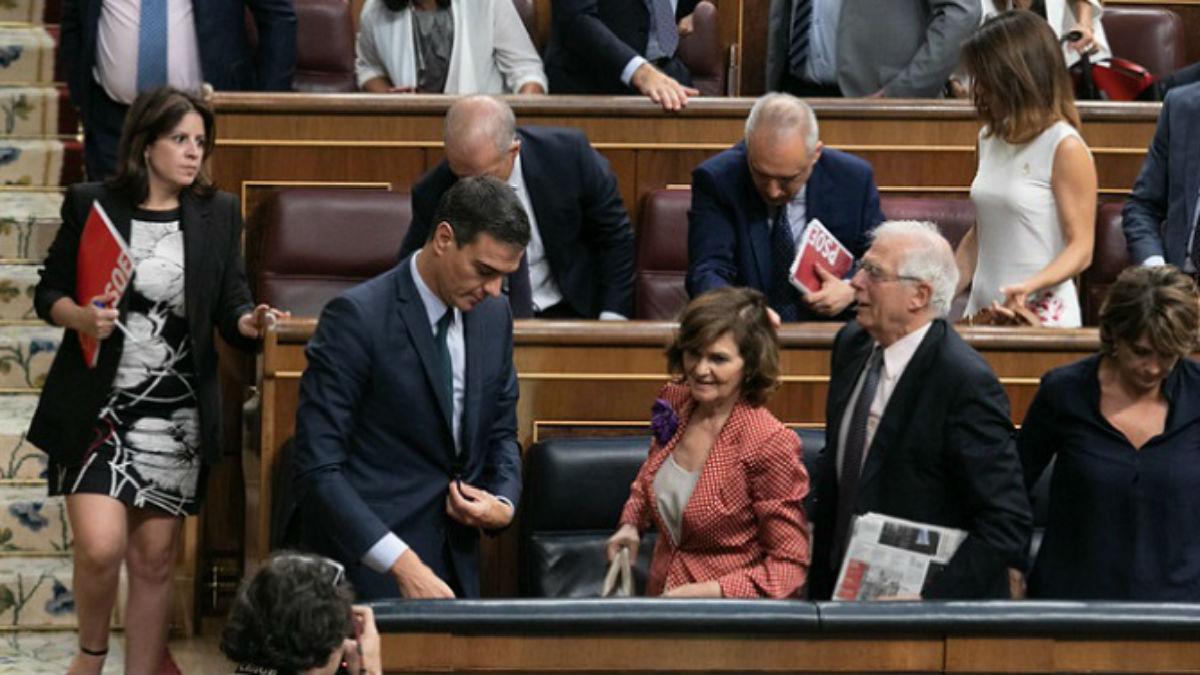 PSOE dice no temer un aumento de la abstención de cara a la repetición electoral