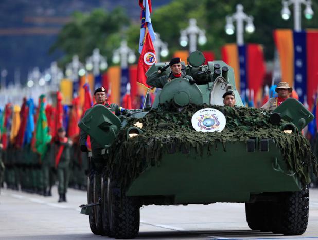 Geraldina Colotti: Si invaden Venezuela, Latinoamérica se transformaría en un nuevo Vietnam
