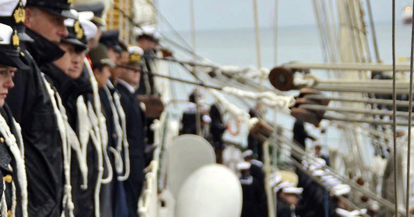 Siete miembros (r) de la Armada son condenados por secuestro
