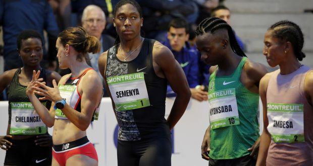 Caster Semenya sigue desafiando a la IAAF
