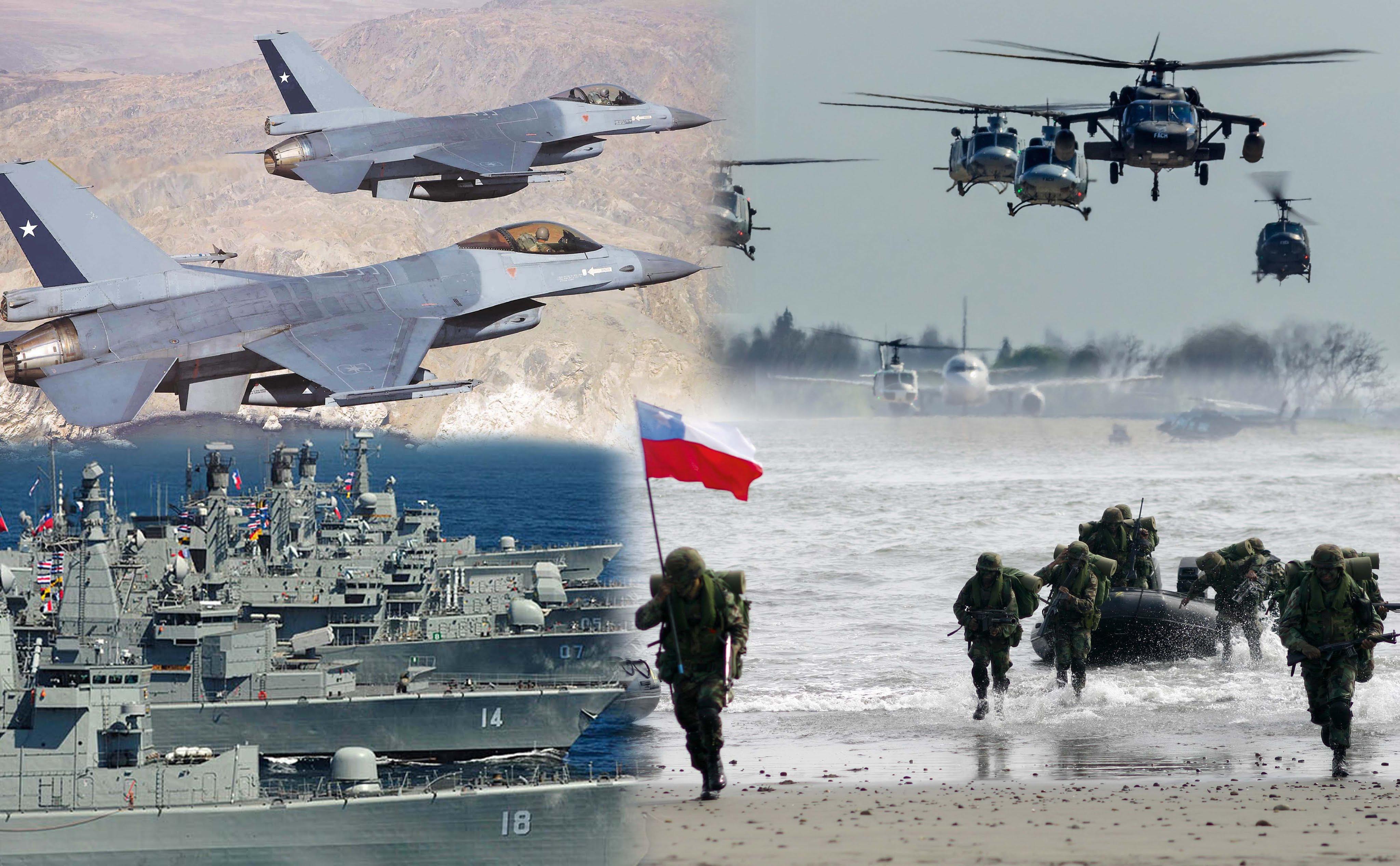 Piñera y el uso indebido de las Fuerzas Armadas