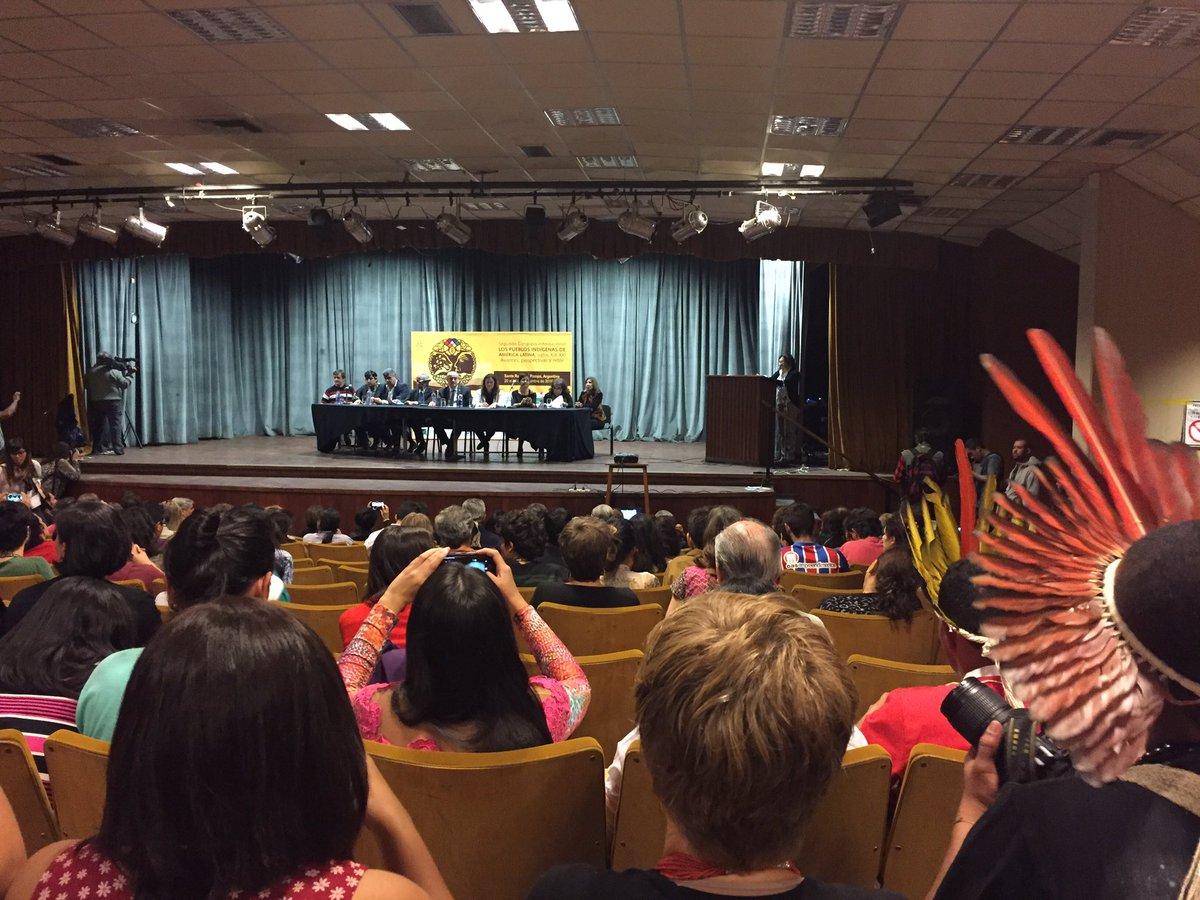 Pueblos Indígenas Latinoamericanos inician III Congreso Internacional en Brasil