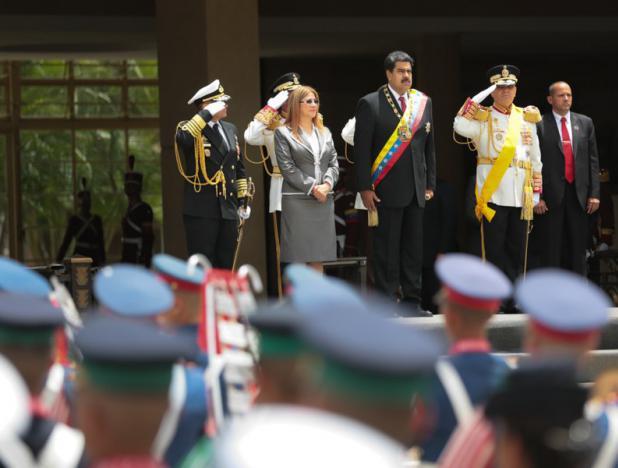 Maduro asoma que  la próxima semana habrá buenas noticias en torno al diálogo