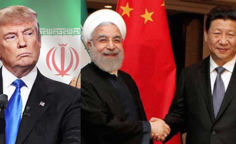 Trump arremete contra China como parte de su guerra por el petróleo iraní