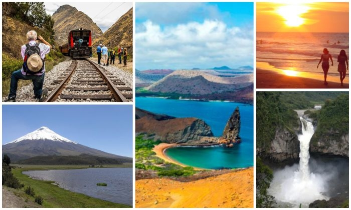 Vive Ecuador: con líneas de crédito buscan motivar cultura de viaje