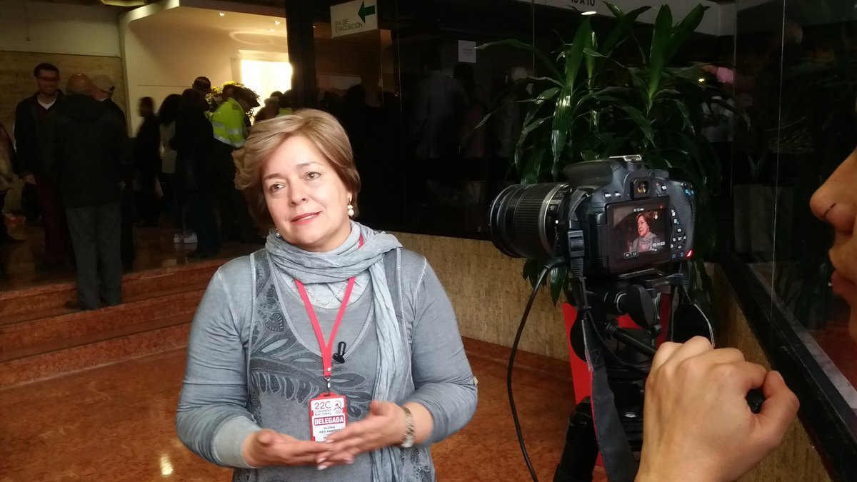 Gloria Inés Ramírez de Colombia: La izquierda resiste porque la derecha no cumple las expectativas de las masas
