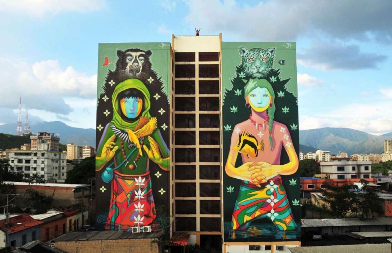 Serie documental sobre el mundo del graffiti latino es parte del Bogotá Audiovisual Market 2019
