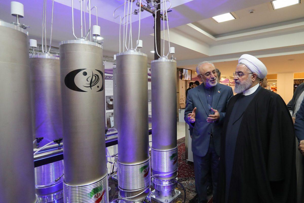 Irán sigue incrementando sus capacidades para enriquecer uranio pese a posibles sanciones