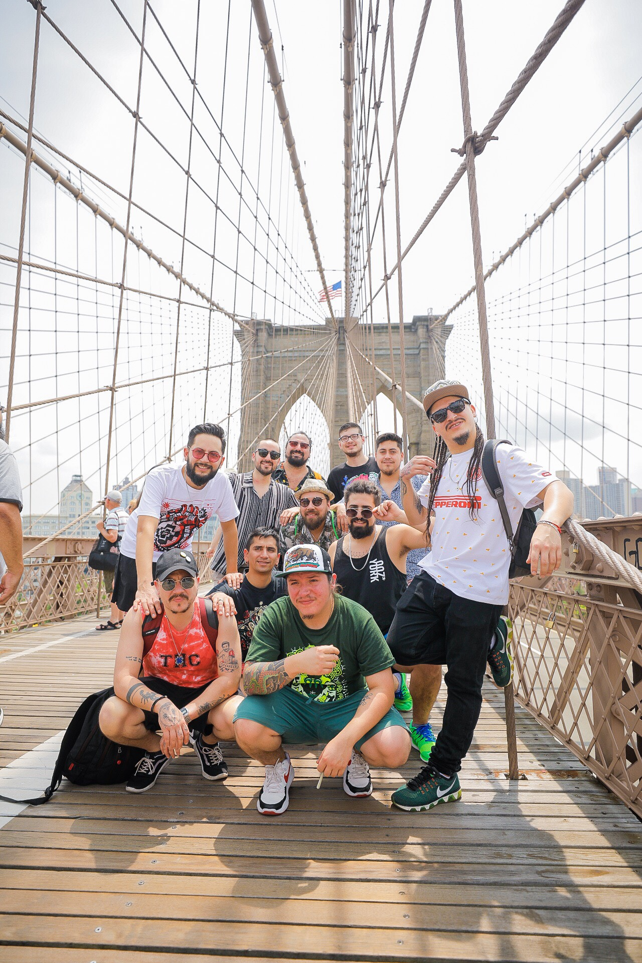 Santaferia graba nuevo disco en Nueva York y aseguran lleno total en la Quinta Vergara