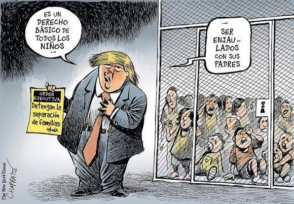 Hambre Trump