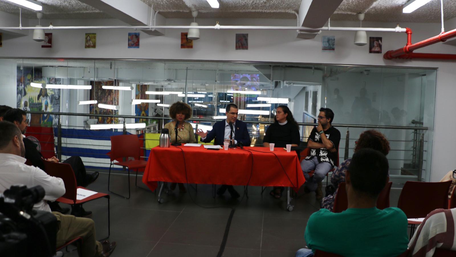 Líderes religiosos de EE. UU. conversan sobre situación política de Venezuela desde Nueva York