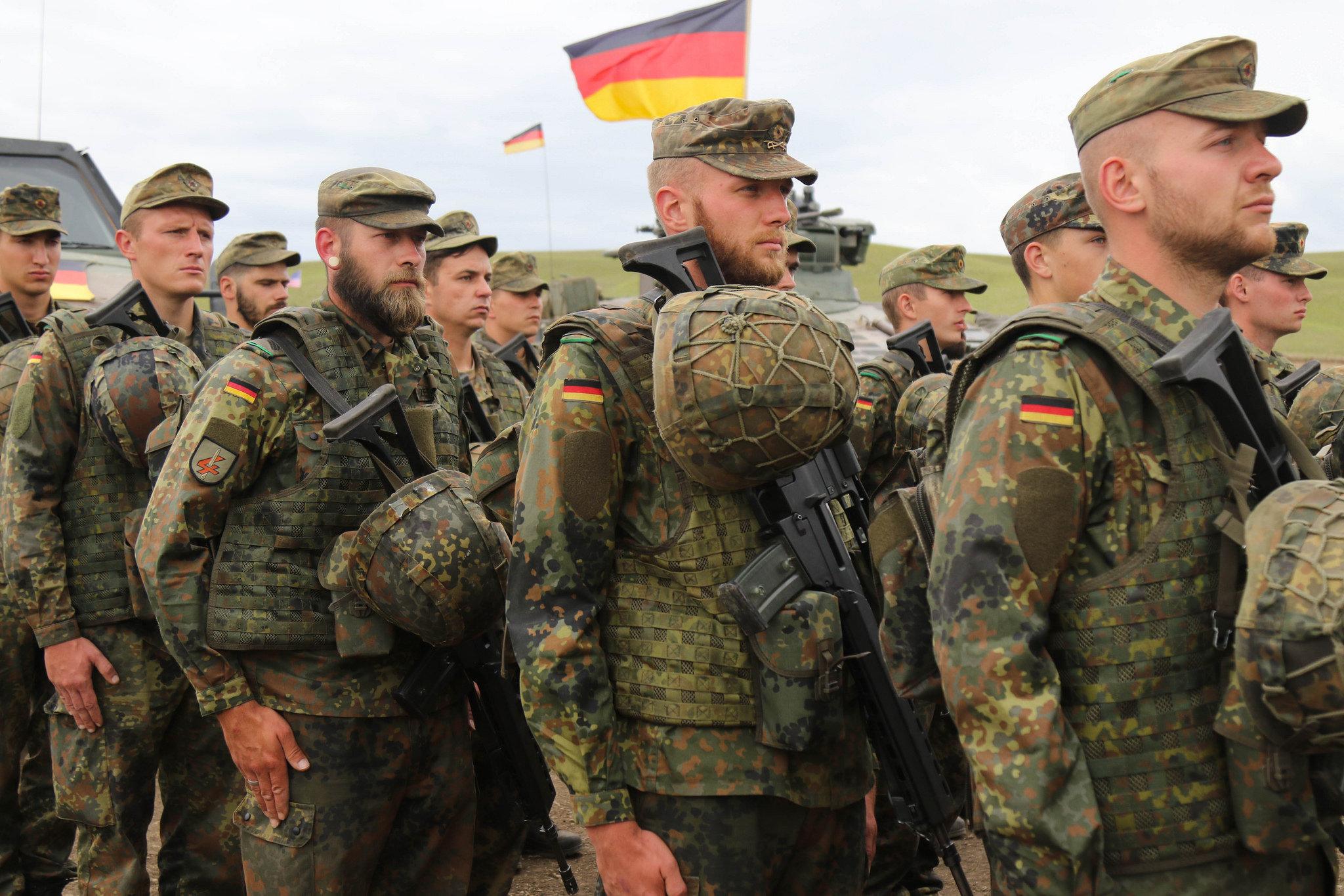 Alemania no participará en coalición de EE. UU. para golfo Pérsico