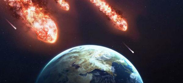 Tres asteroides se aproximan a la Tierra este miércoles