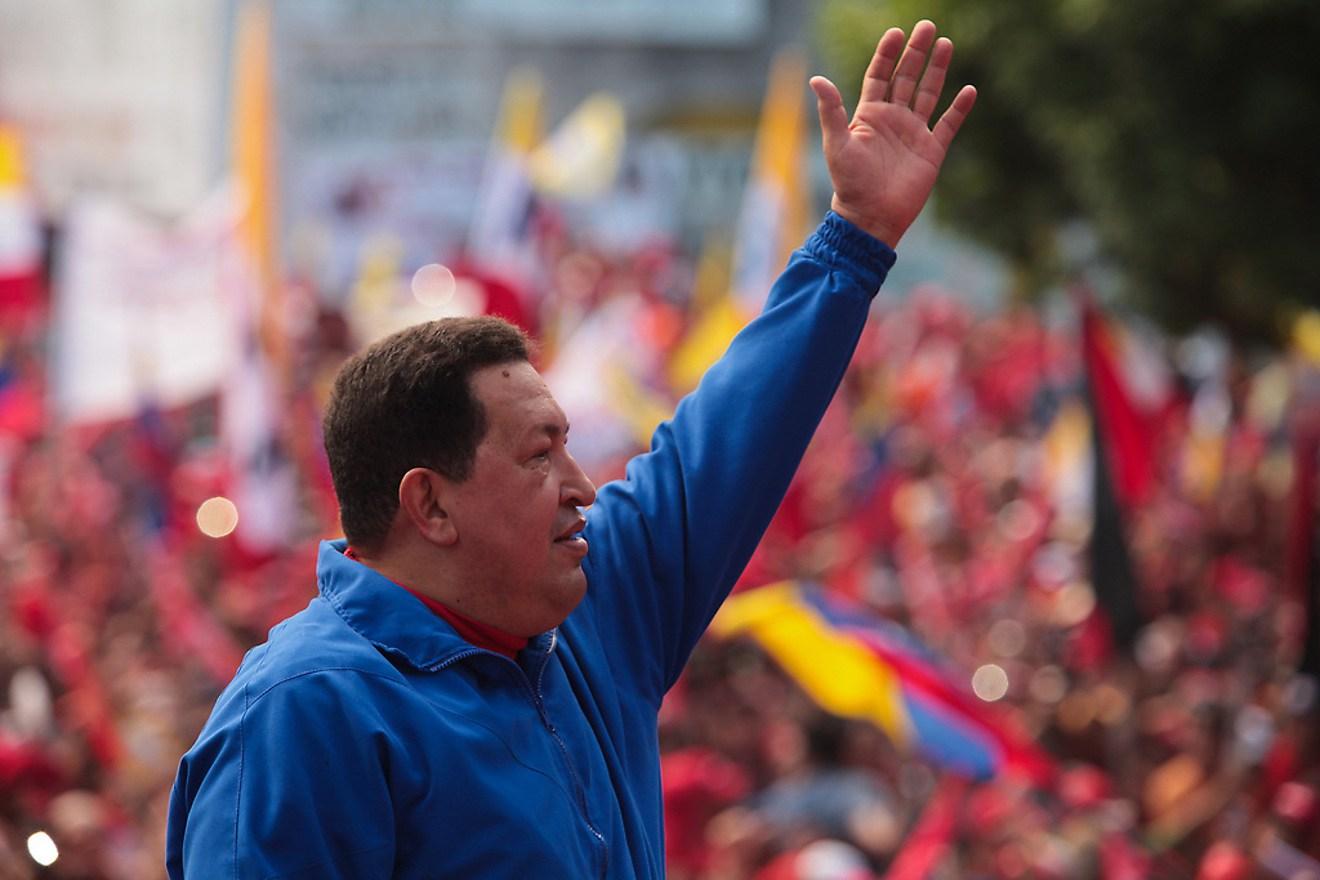 Pueblo venezolano conmemora el cumpleaños 65 del comandante Hugo Chávez