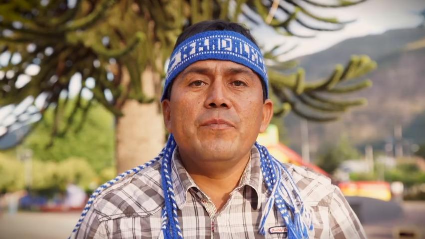 """Hija de Alberto Curamil ante la CIDH: """"Solo queremos que se haga un juicio justo e imparcial"""""""