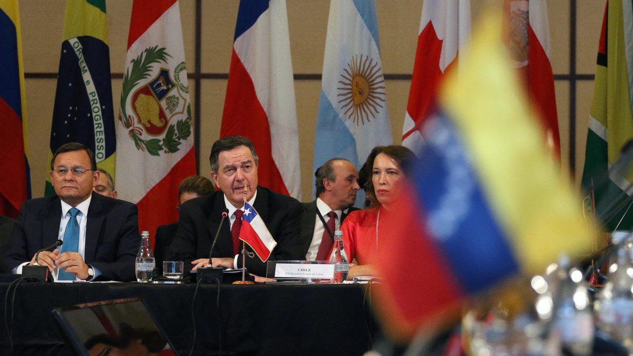 Rusia no asistirá a la conferencia sobre Venezuela en Lima